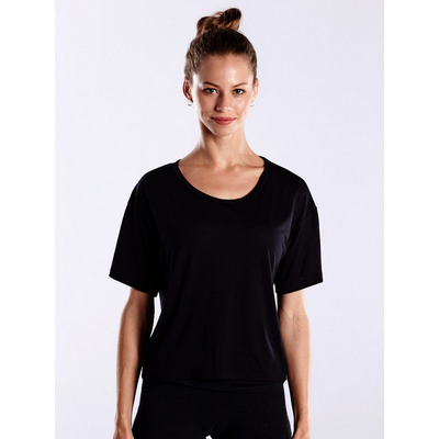 Picture of WOMEN'S BOXY OPEN NECK TOP