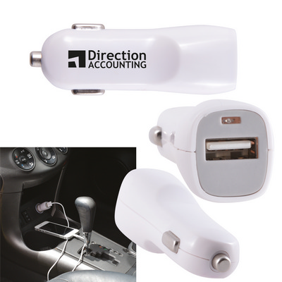 Picture of Single USB Outlet Car Charger