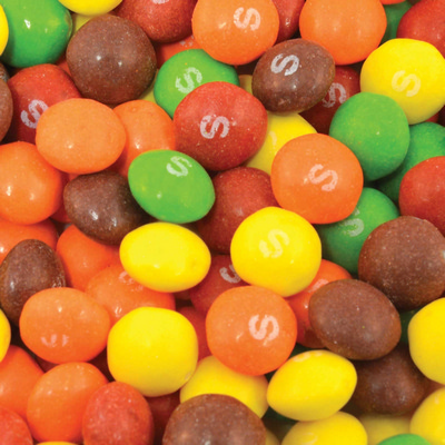 Picture of Assorted Fruit Skittles