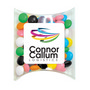 Assorted Colour Choc Buttons in Pillow