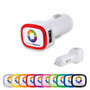 Family Light Up Dual USB Car Charger