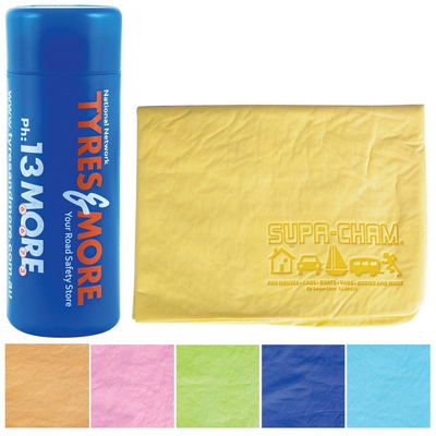 Picture of Debossed Supa Cham Chamois / Body Towel