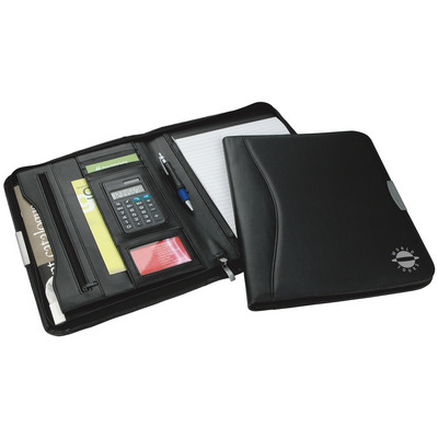 Picture of Oxford Calculator Zip Portfolio