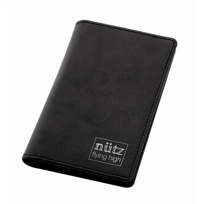 Picture of San Remo Leather Pocket Jotter