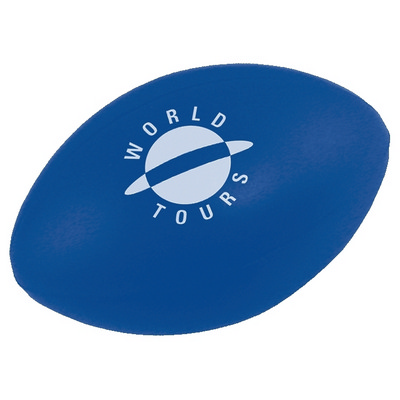 Picture of Stress Rugby Ball, Solid Colour