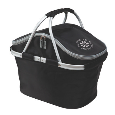 Picture of Ohio Picnic Cooler Basket