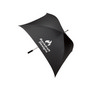 Soho Square Umbrella, Black