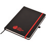 Carnival Plus A5 Notepad- Black