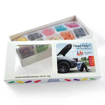 Picture of Assorted Colour/Flavour Jelly Beans in B