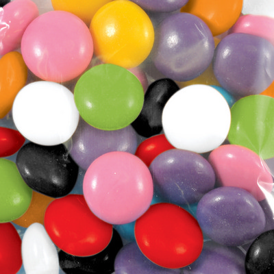 Picture of Assorted Colour Choc Buttons