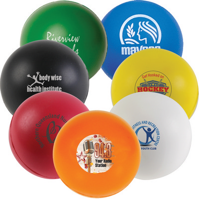 Picture of Round Ball Stress Reliever
