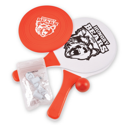 Picture of Summer Beach Kit 2 - Bat & Ball Set, Fle