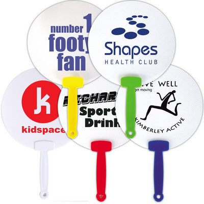 Picture of Hand Held Plastic Fan