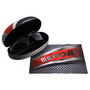 Hard Sunglasses Case with Lens Cloth