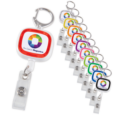 Picture of Family Retractable Name Badge Holder