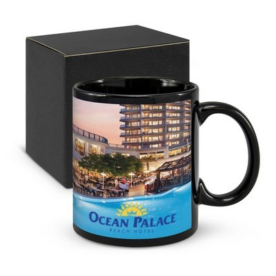 Picture of Black Hawk Coffee Mug