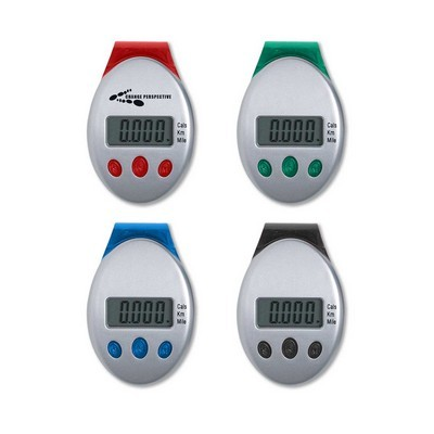 Picture of Deluxe Multifunction Pedometer