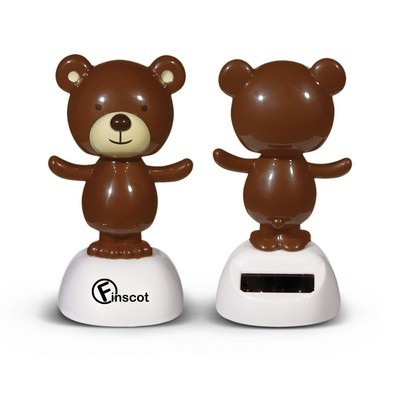 Picture of Solar Powered Dancing Bear