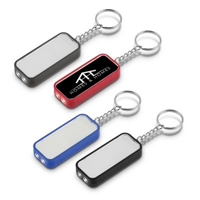 Picture of LED Faceplate Key Chain