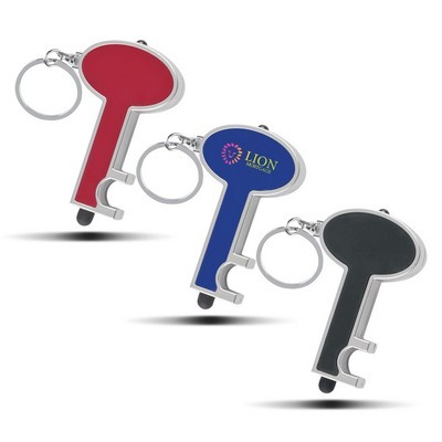 Picture of 3-in-1 Skeleton Key Tag