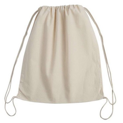 Picture of Drawstring Calico Bag
