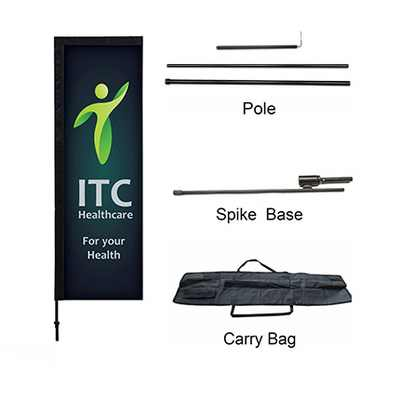 Picture of Small(65.3*200cm) Rectangular Banners