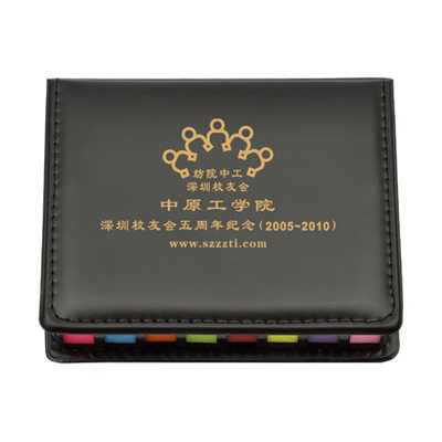Picture of Large Pu Memo Holder