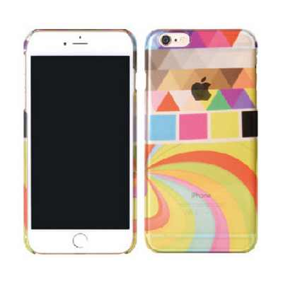 Picture of Poly Glass Plastic Iphone Case