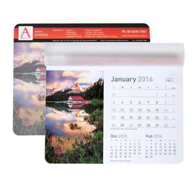 Picture of Calendar Mouse Mat
