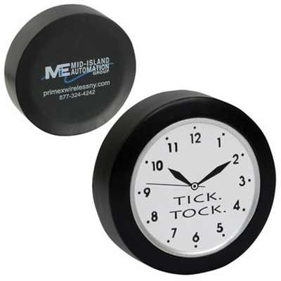 Picture of Quart Clock Shape Stress Reliver