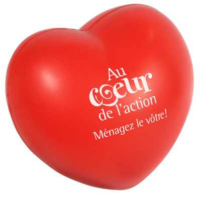 Picture of Large Heart Shape Stress Reliver