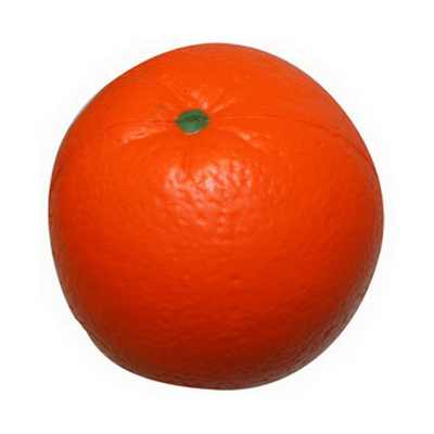 Picture of Orange Shape Stress Reliver