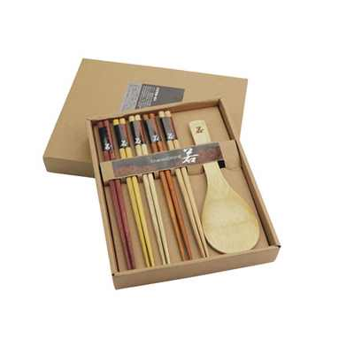 Picture of Chopsticks And Spoon Gift Set