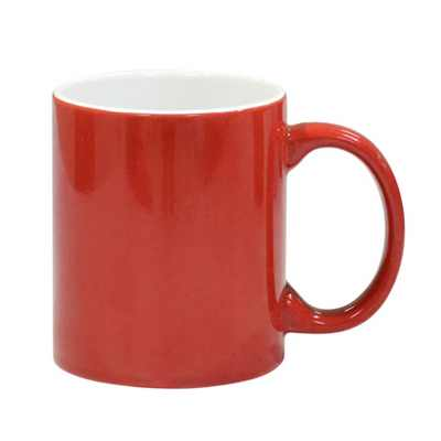 Picture of Two Tone Mug Red