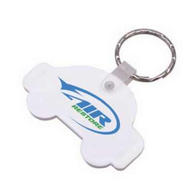 Picture of Car Durasoft Keyring