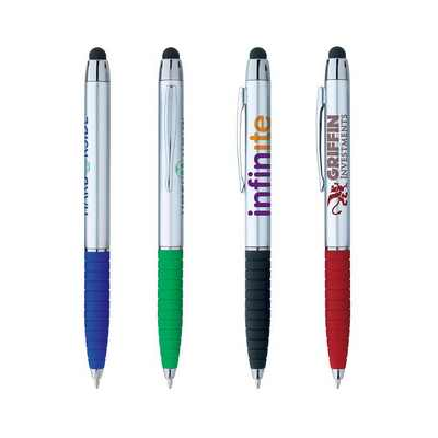 Picture of Silver Cool Grip Stylus