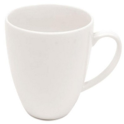 Picture of White Basics Coupe Mug