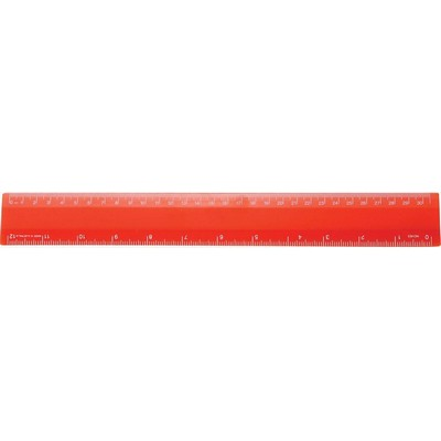 Picture of Ruler 30cm Red