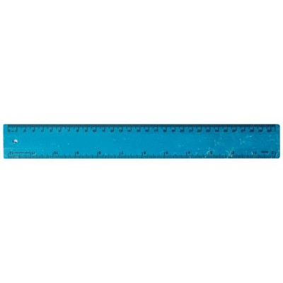 Picture of Ruler 30cm Recycled Blue