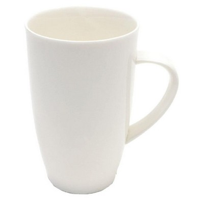 Picture of White Basics Hi Coupe Mug Large