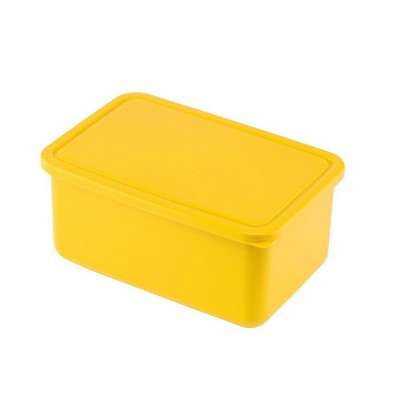Picture of Lunch Box Base Large Yellow