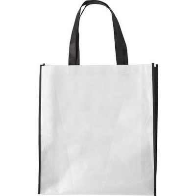 Picture of Nonwoven (80 gr/m2) shopping bag