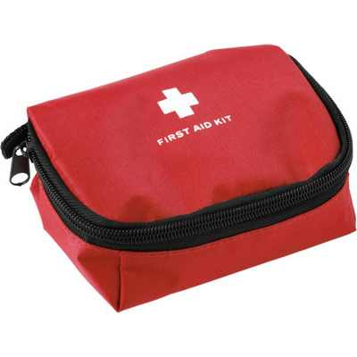 Picture of First aid kit in nylon pouch