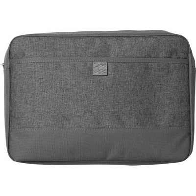 Picture of Poly canvas (600D) laptop bag (14')