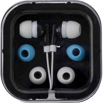 Picture of Earphones with two spare sets of buds