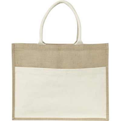 Picture of Jute bag with plastic backing