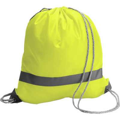 Picture of Polyester (190T) drawstring backpack