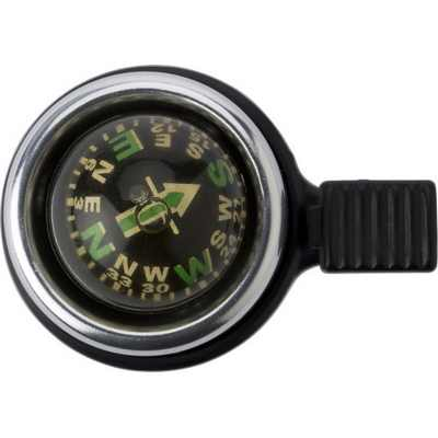 Picture of Aluminium bicycle bell with compass.