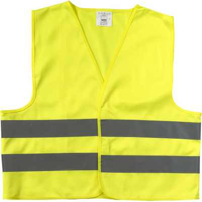 Picture of Promotional safety jacket for children.