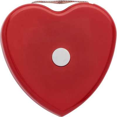Picture of Plastic, 1.5m, heart shaped, BMI tape me